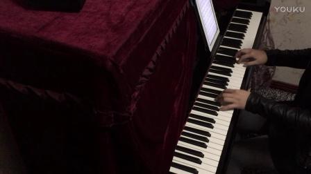 我是歌手 赵雷《成都》钢琴曲_tan8.com