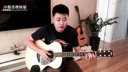 赵雷《理想》吉他弹唱教学/小磊吉他教室出品