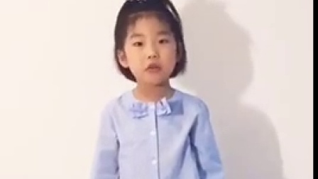 2017英孚全球英语挑战赛  韩欣浵 石家庄