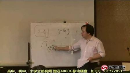 2011高考物理攻略上考点精析必考题型精讲第二段人教版-学而思- 3171高三复习之物理考点及必考题型精讲吴海波I-F2讲全 v