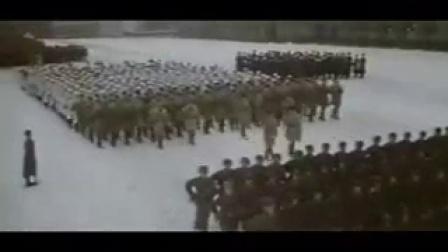 电影《莫斯科保卫战》中的红场阅兵式_标清_标清