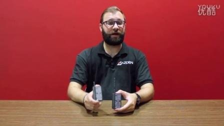 日本Azden阿兹丹 PRO-XD 2.4GHz无线话筒 业界最小巧的无线话筒_标清