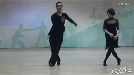 中国体育舞蹈考级教材第31章_第八级金星二级拉丁舞双人牛仔
