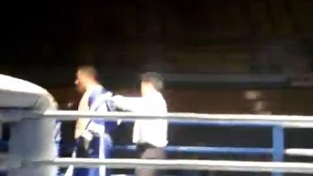 2009台湾拳击準決賽重量第二場