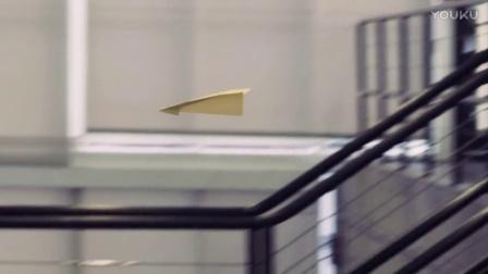 破世界纪录 高手教你折全球飞得最远纸飞机