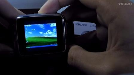 国产神手表运行Windows XP测试,吊打苹果表