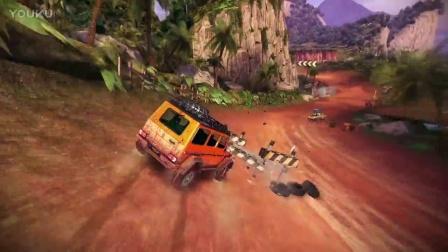 《狂野飙车:极限越野》-更新2预告片