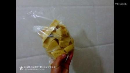 刘亿蜜蜂糕的做法 蜂窝糖的做法 蜂蜜糕的做法   吉兆糖的做法,蜜蜂糖的做法