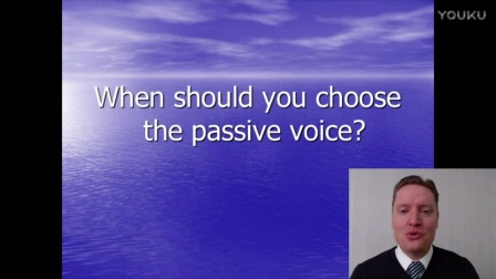 Online Speech-Passsive and Active Voice