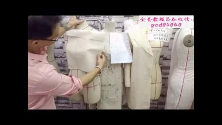 江阴服装设计裁剪工艺培训视频教程e服装打板从入门到精通e服装打版自学教程