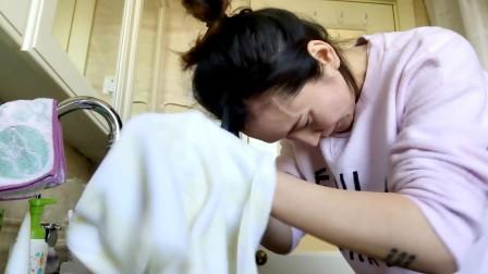 化完妆怎么洗刘海儿不弄湿妆面儿?