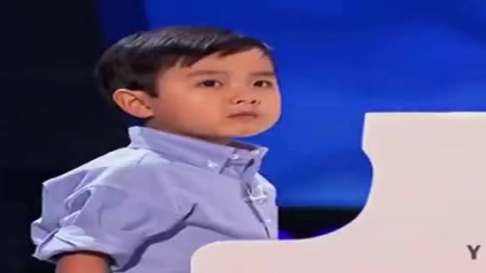 Evan Le play piano - Little Big Shots NBC-4岁越南小男孩弹钢琴_标清