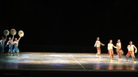 广州市中老年舞蹈大赛金奖节目---番禺区文化馆爱群模特艺术团《洞庭渔歌》