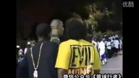 杜兰特 vs p shitty  goodman 2008街头联赛  疯狂的一刻 篮球教学视频