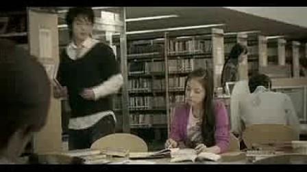 李俊基、闵孝琳三星手机广告2