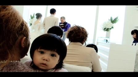 日本冲绳海之教会婚礼 | 爱薇时海外婚礼