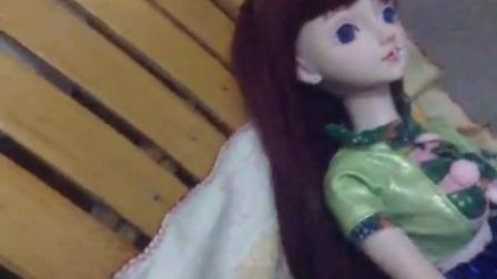 叶罗丽娃娃之生曰蛋糕
