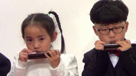 半音阶齐奏【上海滩】上海闵行科技幼儿园中班