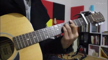 房东的猫《爱你就像爱生命》吉他弹唱
