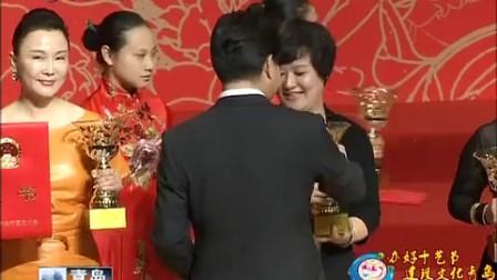 """十艺节""""文华奖""""颁奖仪式在青举行 舞剧《红高粱》获文华大奖"""