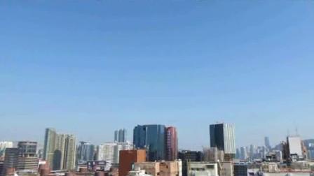 「光科網」彗星在香江天際現身