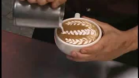三片叶咖啡拉花