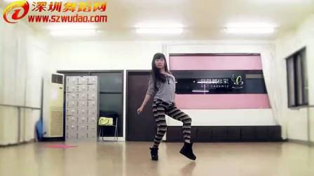 深圳罗湖区酒吧领舞培训 酒吧DS领舞个人SOLO