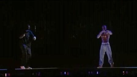 光影技术让2Pac现场复活 - Hail Mary (2012 Coachella 现场版)