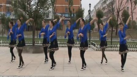 五三广场舞:姑娘你有没有想我