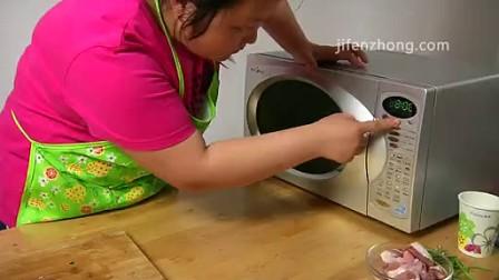 广州新东方烹饪学校教你用微波炉做红烧肉