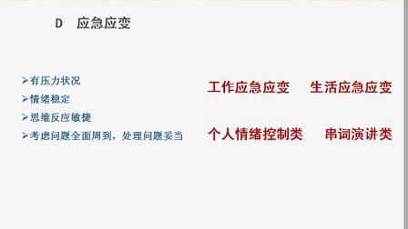 福建省考面试备考指导-张红军——中公教育
