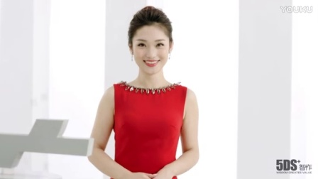 2017年CCTV6-中国电影报道-主持人宣传片-蓝羽篇