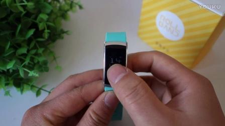 埃微蛋卷手环评测视频