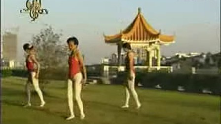 中老年现代形体舞:八、《协调性训练》