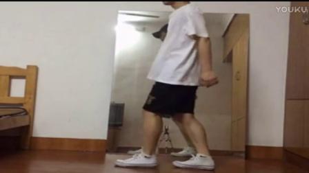 墨尔本鬼步舞教学视频 曳步舞教学
