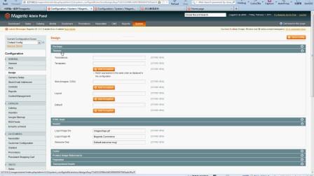 12.Magento的CMS页面使用