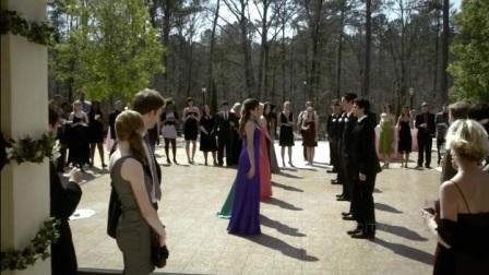 吸血鬼日记第一季达蒙挨淋娜跳舞