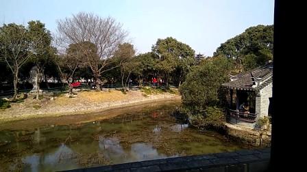 上海闵行韩湘水博园
