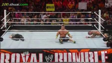 WWE.Royal.Rumble.2014.PPV.中文超清 标清