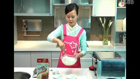 安琪美眉教你如何做玛芬蛋糕