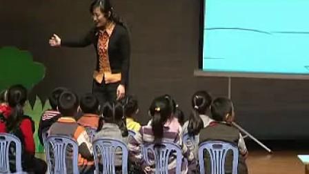 幼儿园优质课公开课大班语言《乐乐种树》视频