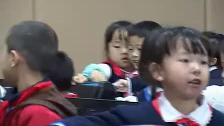 小学一年级语文优质课视频《ZCS》北师大版林老师