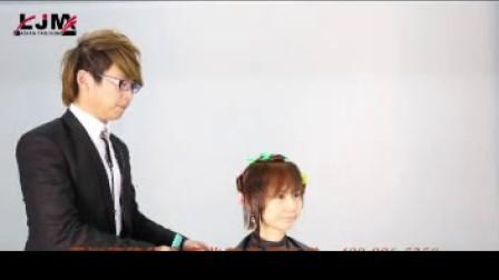 女士短发剪发视频教程_剪发教程 chunji.cn