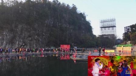 2017春晚桂林分会场《歌从离江来》&《带上月光上路》