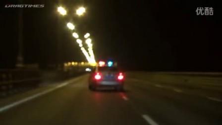 俄罗斯高速众改装超跑(www.1DIAN9OK.COM)狂飙 1500马力GT-R飚360kmh