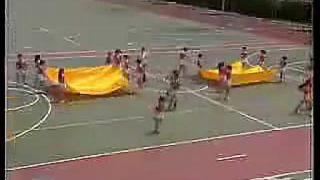 三年级体育 30米加速跑抛爬钻综合活动小学体育三年级优质课视频专辑