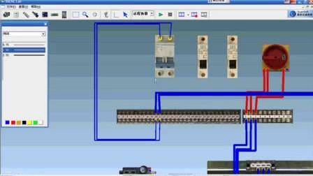 斯沃 数控维修 非控制元器件接线实验