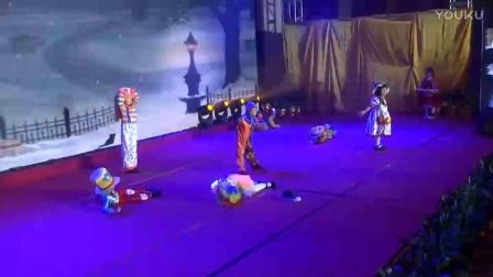 2016年爱华圣诞童话剧《卖火柴的小女孩》