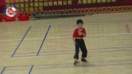 陈敏琪等参加2013首届中山市聚龙杯武术套路精英大赛—单项套路比赛