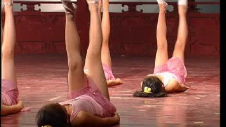 儿童舞蹈-反转地球